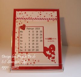 CD-Kalenderbox